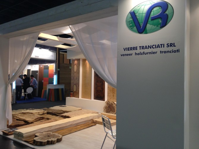 We thank you for visiting us at the fair in Cologne - Veneer & Lumber - Since1954